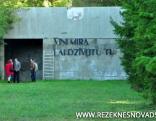 Ančupānos uzsākti parka seguma atjaunošanas darbi