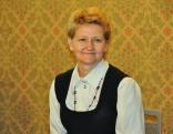 Diskusijas vadītāja Rēzeknes Tehnoloģiju akadēmijas filoloģijas doktore Angelika Juško-Štekele