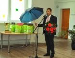 Lai lietus nebiedē zem Rēzeknes novada lietussarga!