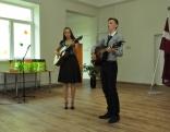 Dzied Keitija un Ralfs.