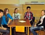 Kaunatas vidusskolas komanda