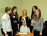 3. vieta - Verēmu pamatskolas komanda