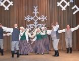 """Gaigalavas kultūras namā notika Rēzeknes deju apriņķa koncertskate """"Jautrais sadancis"""""""