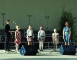 Dziesmas Marijai dzied Viļānu bērni (vadītāja Inta Brence)