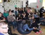 Jaunatnes multifunkcionālā centra atklāšana Rogovkā 2015.18.06.