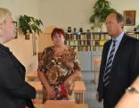 Kaunatā atklāti restaurētie Brāļu kapi 2013. 19.08.