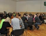 """Konkursā """"Erudīts 2013"""" uzvar Nautrēnu vidusskolas I komanda"""
