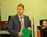 Skolēniem veiksmi vēl Izglītības pārvaldes vadītājs Guntars Skudra