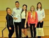 II vieta - Maltas vidusskolas I komandai