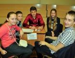 Jaunstrūžānu pamatskolas komanda