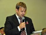 Konkursa organizators, interešu izglītības speciālists Guntars Skudra