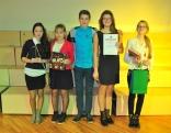 Konkursa uzvarētāji - Feimaņu pamatskolas komanda