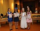 Konkursa līderes Samanta Priževoite(3.vieta), Santa Bistrova (2.vieta un skatītāju simpātija), Sintija Onužāne (1.vieta), Natālija Rastopčina(skatītāju simpātija)