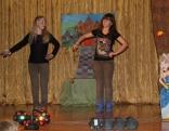Talantu konkurss - dejo 5.b klases meitenes