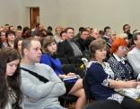 Lauksaimnieki pulcējas ikgadējā Graudu un rapša audzētāju konferencē 2014.