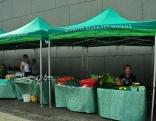 Vasaras nogales dārzeņus piedāvāja zemnieku saimniecības no Sakstagala un Nautrēnu pagasta.