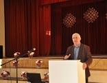 Konferenci ar savām atziņām noslēdza literāts Juoņs Ryučāns (Ivars Magazeinis) (Daugavpils).
