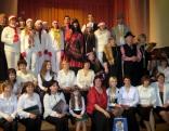 Maltas kultūras namā ar jautriem pašdarbnieku priekšnesumiem nosvinēti Ziemassvētki 2012.