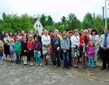 Nautrēnu pagasta Rogovkā atklāj renovēto sporta halli - kultūras namu