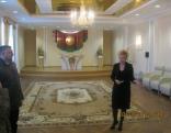 Pieredzes apmaiņas vizīte Baltkrievijā - Postavi rajonā (31.03. - 01.04.2011.)