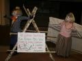 """Rajona amatierteātru izrāžu parāde """"Kaudzēm smieklu"""" 13.02.2009."""