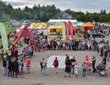 Rēzeknes novada diena 2017 - mazuļu rāpošanas sacensības
