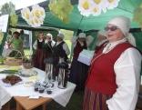 Čornajas pagasta folkloras ansamblis.