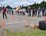 Rēzeknes novada diena 2017 - spēkavīru sacensības