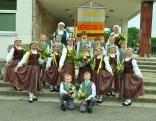 Bērzgales pamatskolas deju kolektīvs