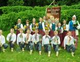 Jāņa Klīdzēja Sakstagala pamatskolas 1. -3. klases  deju kolektīvs