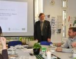 """Rēzeknes novada pašvaldības un """"Europe Direct informācijas centra Austrumlatgalē"""" pārstāvji apmeklē Somiju 2013. 04.12."""