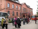 Rēzeknes novada pedagogi smeļas pieredzi Skaistkalnē 2012.07.11.