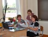 Rēzeknes novada skolas jaunajam mācību gadam simtprocentīgi gatavas 2012.28.08.