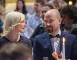 Rēzeknes novada jaunie uzņēmēji Santa un Vilmārs Ostaši