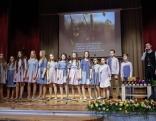 """Dzied Rēzeknes novada bērnu un jauniešu vokālā studija """"Skonai"""""""