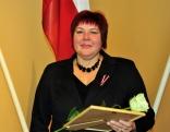Terēze Kūkoja, aktīva Nautrēnu pagasta iedzīvotāja