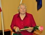 Anna Adijāne, Bērzgales folkloras kopas vadītāja