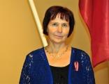 Māra Taranda, Feimaņu pagasta Sociālā darbiniece