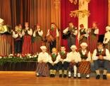 """Gaigalavas pagasta bērnu folkloras kopa """"Purineņš"""""""