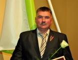 Arvīds Dunskis, Bērzgales pagasta pārvaldes vadītājs