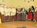 """Čornajas pagasta Ratnieku folkloras kopa """"Rateņš"""""""