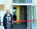 Veco ļaužu pansionāta atklāšana Pilcenē 2013.