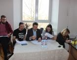 5.-8. klasis grupā daleibnīkus vierteja muziki Jurs Vucāns, Andris Slišāns, portāla lakuga.lv redaktore Vineta Vilcāne, žurnalisti Renāte Lazdiņa i Tenis Bikovskis.
