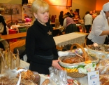 Maizes cepēja Aina Barsukova no Malnavas pagasta, Kārsavas novada. Viņas ceptā rudzu maize ar sēklām un kviešu dīgstiem izpelnījās 3. vietu šāgada starptautiskajā izstādē  Rigafood 2014.,