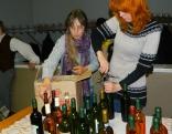 """Ja netīk sula, var baudīt īstas vīndares Martas Igaunes """"Martas dzimtas vīnus"""". Upeņu vīns - vienkārši perfekts!"""""""