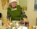 Balvu par glīti noformētu tirdzniecības vietu un inovatīviem produktiem saņēma Valentīna Svarinska (Griškānu pagasts)
