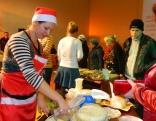 Diāna Skutele (z/s Ceļtekas) no Gaigalavas pagasta piedāvāja 7 veidu sieru un Gī sviestu