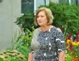 Nautrēnu vidusskolas direktores vietniece mācību darbā Marija Mazure