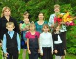 2. klase ar audzinātāju un vecākiem