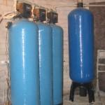 Ūdens atdzelžošanas stacijas uzstādīšana